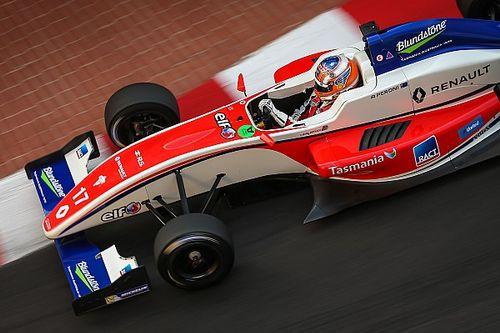 Q&A: Australian F1 hopeful Alex Peroni