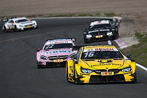 DTM Breaking news Glock hits out at