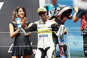 Moto2 Interview Tom Lüthi: