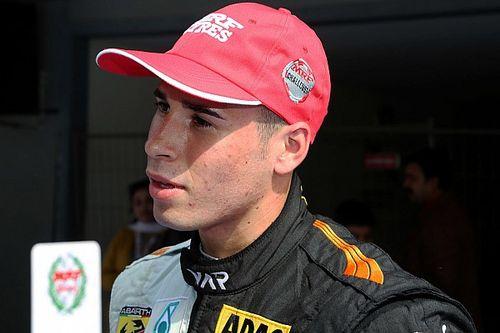 ماوسون حامل لقب الفورمولا 4 يترقى للمنافسة في موسم 2017 للفورمولا 3