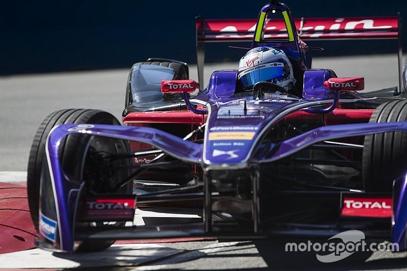 Buenos Aires ePrix: Bird tops FP2, Di Grassi crashes