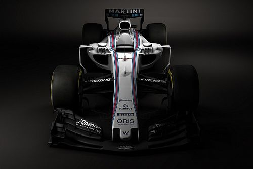 技术分析:解析威廉姆斯首组FW40赛车照片