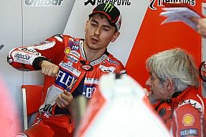 Lorenzo merasa berkontribusi terhadap Ducati