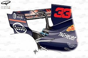 Технический анализ: удачный компромисс Red Bull в Спа