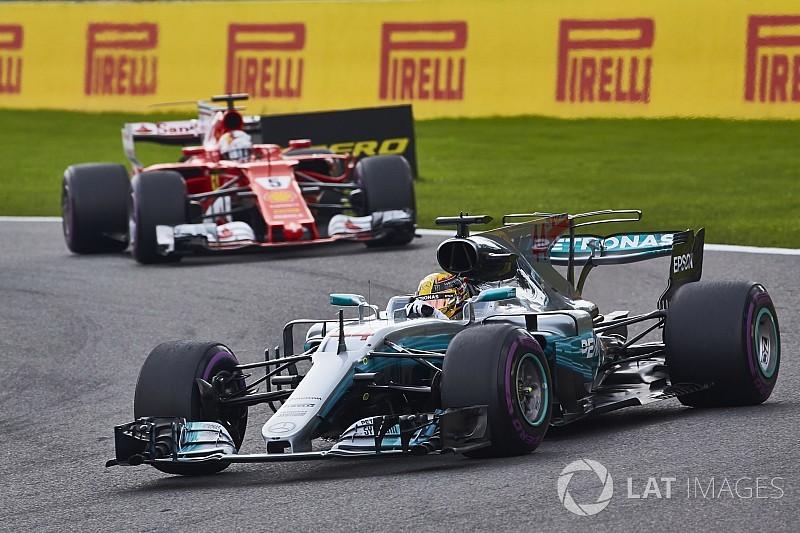 Hamilton szerint a Mercedes nem koncentrálhat 2018-ra, mert akkor veszíteni fognak