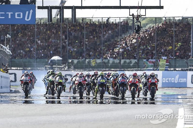 Silverstone vise le long terme pour le MotoGP avec son nouvel asphalte