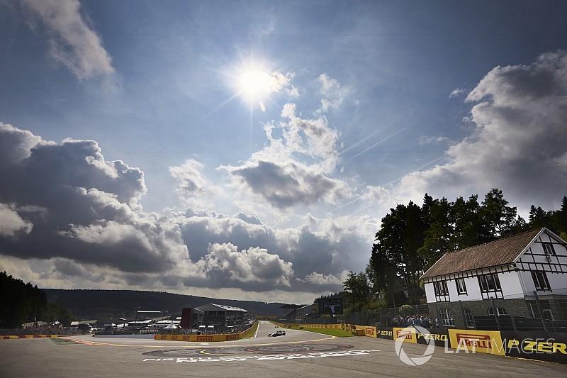 بالصور: ترتيب شبكة انطلاق سباق جائزة بلجيكا الكبرى