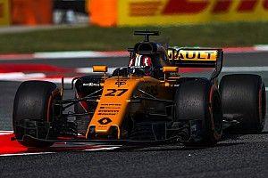 """Palmer: Renault peut être """"la quatrième force"""" à Barcelone"""