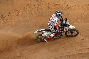 Merzouga Rally: Santosh lead Indian, top five finish for Sherco TVS