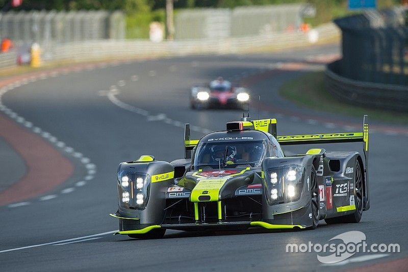 """Webb: Le Mans """"hard to watch"""" after early ByKolles exit"""
