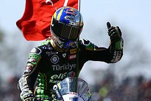 Supersport Son dakika Motosiklet yarışlarındaki gururumuz Kenan Sofuoğlu, emekliliğini açıkladı
