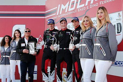 Carrera Cup Italia, Imola: l'emozione di Pera e la sportività di Rovera