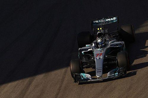 Mercedes: nuova sospensione anteriore e calo di peso in Spagna