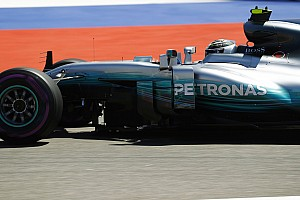 Формула 1 Новость В Mercedes ожидали выступить в Сочи лучше, чем в Бахрейне