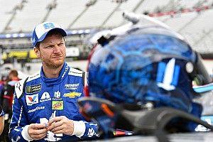 "Dale Jr. wrecks at Bristol: ""That ain't no way to run anywhere"""
