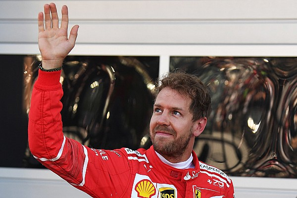 F1 Reporte de calificación Vettel rompe el monopolio de Mercedes y logra la pole