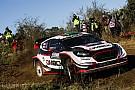WRC Rallye Argentinien: Elfyn Evans dominiert die Freitagsetappe