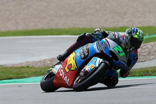 Morbidelli resiste ad Oliveira e conquista il Sachsenring!