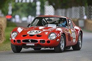Ferrari Goodwood'a çok sayıda klasik ve modern araç getirdi
