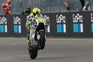 MotoGP Son dakika Bautista 2018'de Aspar ile yarışmaya devam edecek