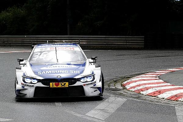 DTM на Норісринзі: Мартен виграв найвидовищнішу гонку сезону
