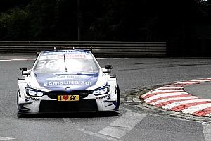 DTM Résumé de course Course 2 - Martin triomphe après un drapeau rouge