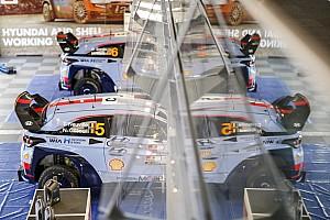 WRC Ultime notizie Hyundai, pazza idea di Nandan: