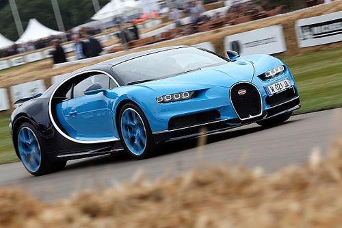 Bugatti Goodwood'a neredeyse 10.000 beygir getirdi!