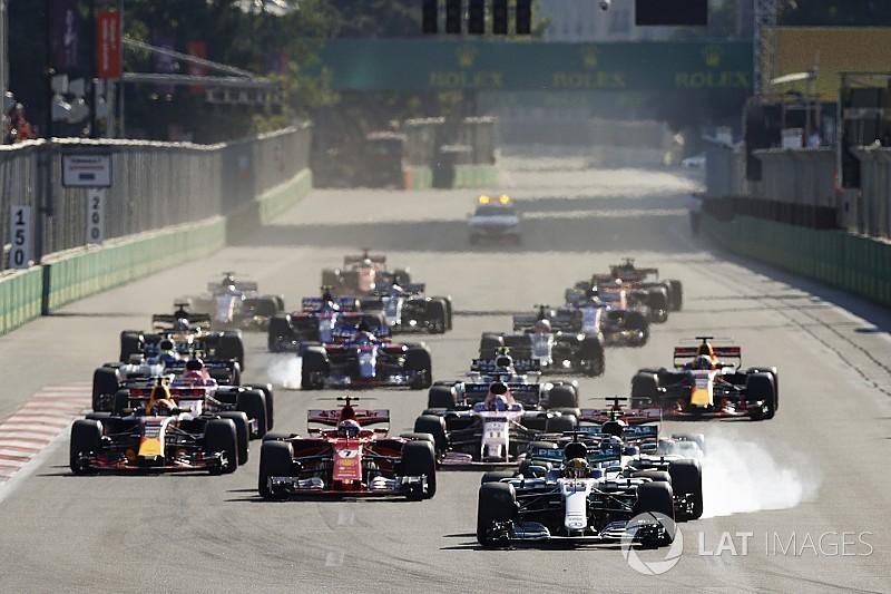 【F1】トロロッソ代表「F1に必要なのは勝利を目指す3〜4チーム」