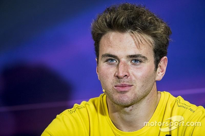 Rowland'ın gözü 2018 Renault koltuğunda