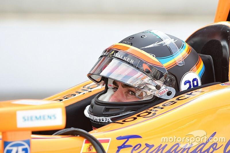Andretti cierra su alineación para la Indy500... sin Alonso
