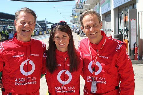 24 h Nürburgring: TV-Livestream avec la pilote de course Cyndie Allemann
