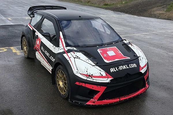 World Rallycross Breaking news Munnich to switch to Solberg's former WRX car