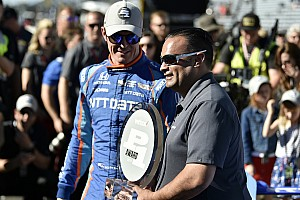 IndyCar Intervista Dixon: