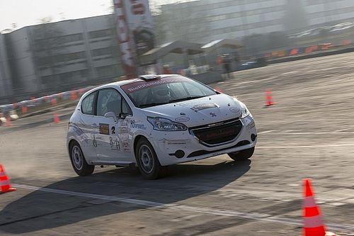 Motor Show, il Trofeo Italia Junior R2 va a Grani