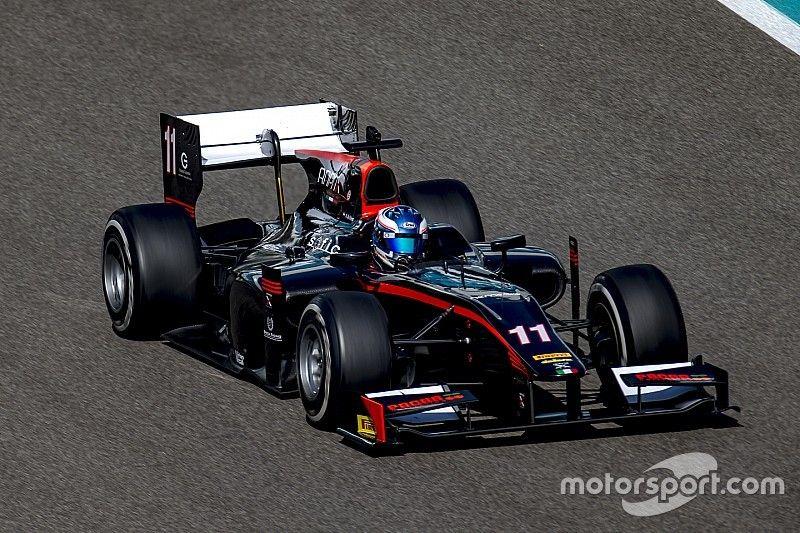Rapax to field Cecotto and McLaren junior de Vries in F2 2017