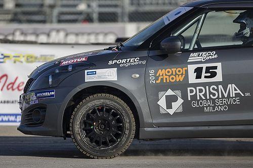 Motor Show, Cogni e Martinelli in finale al Trofeo Rally Suzuki