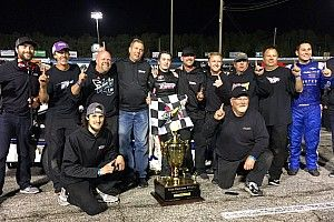 Christian Eckes discusses stunning Snowball Derby win