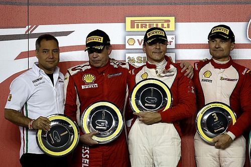 Daytona Ferrari World Finals: Loefflad wins Coppa Shell world title