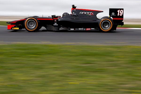 Merhi escala al quinto puesto en la sesión de la tarde