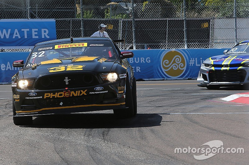 St Pete PWC: Aquilante doubles up in GTS class