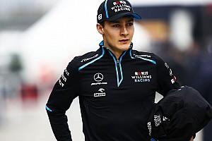 """Russell: """"Mercedes programındaki baskı Red Bull'dan farklı"""""""