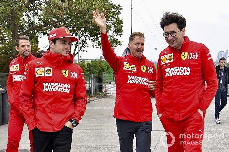 "Ferrari: Vettel still has bigger ""probability"" of F1 title"