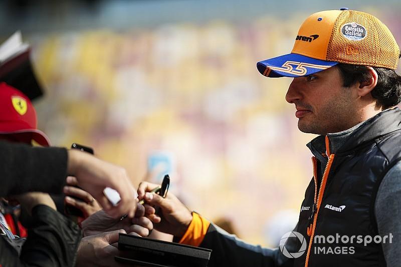 Sainz: McLaren'ın nerede olduğunu değerlendirmek için birkaç yarış daha gerekiyor