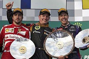 """Grosjean a appris d'Alonso et Räikkönen """"de la même façon"""""""