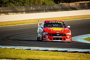 Phillip Island Supercars: McLaughlin fastest despite traffic woes