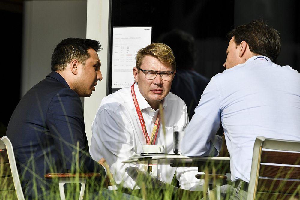 Bagi Hakkinen, Duel Verstappen-Hamilton di Silverstone Racing Incident