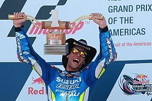 """Rins: """"Ora io e la Suzuki siamo lì a lottare con i migliori della MotoGP"""""""