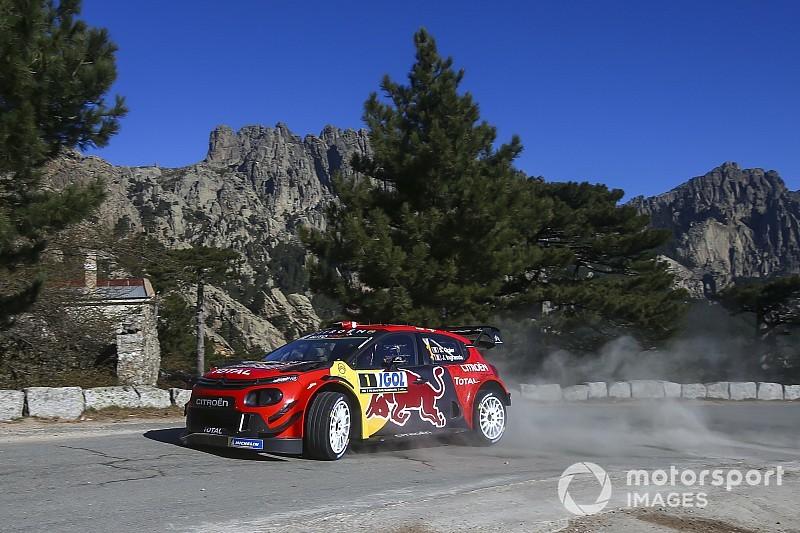 Nowe WRC w mistrzostwach Francji