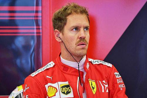 """Vettel: """"Anche se fossi stato in giornata, sarebbe stato difficile battere Leclerc"""""""